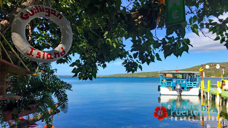 Ferry to Gilligan's Island - Guanica, Puerto Rico