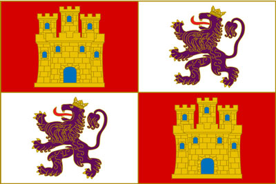 Flag of Kingdom of the Castle – 1492