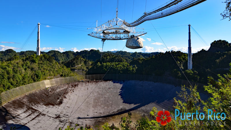 Arecibo Observatory - Arecibo, Puerto Rico
