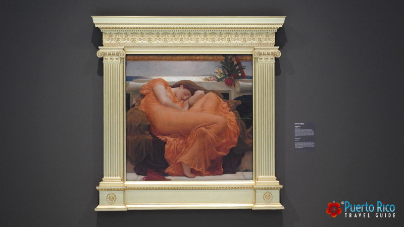 Flaming June @ Museo de Arte - Ponce, Puerto Rico