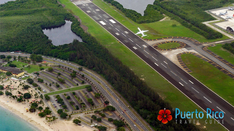 Puerto Rico Airport Guide - San Juan International Airport
