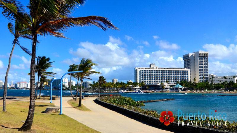 New San Juan - Puerto Rico Romantic Destinations