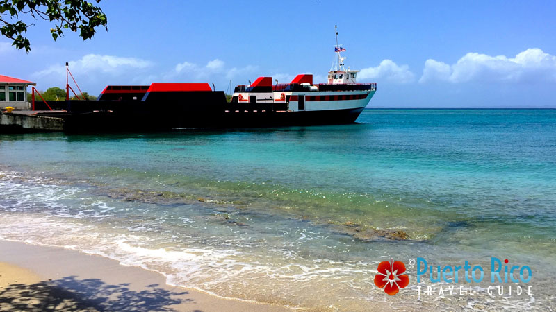 Puerto Rico Ferries - Travel Guide