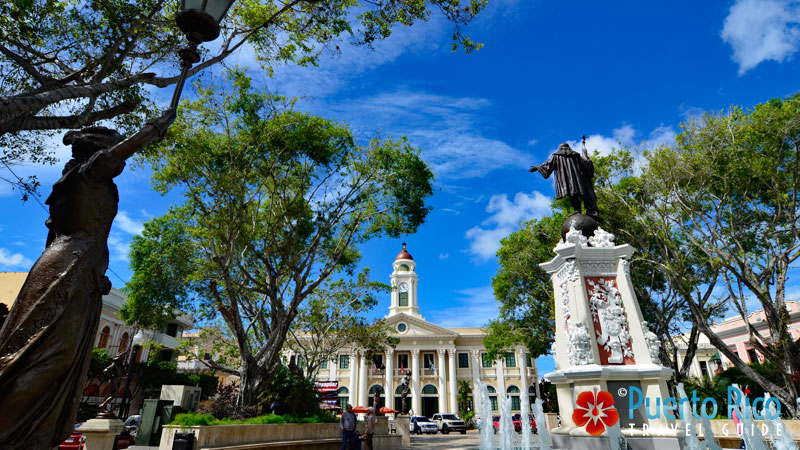 Hang out at a Plaza - Top things to do while in Puerto Rico