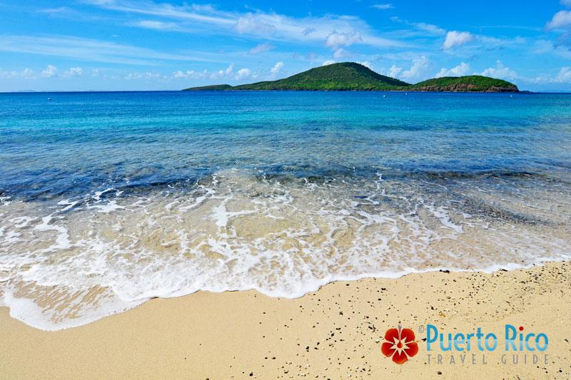 Playa Tamarindo / Tamarindo Beach - Best snorkeling beaches in Culebra, Puerto Rico