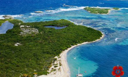Cayo Icacos (Icacos Cay aka Icacos Island) <BR><h3>Fajardo, Puerto Rico</h3>