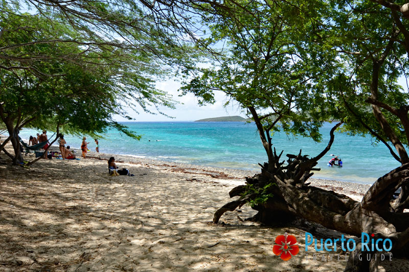 Playa Tamarindo / Tamarindo Beach - Culebra Island, Puerto Rico