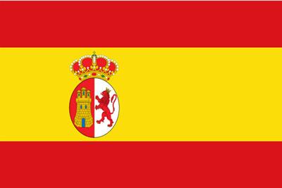 Flag of Spain (1793 - 1873,1875 - 1898)