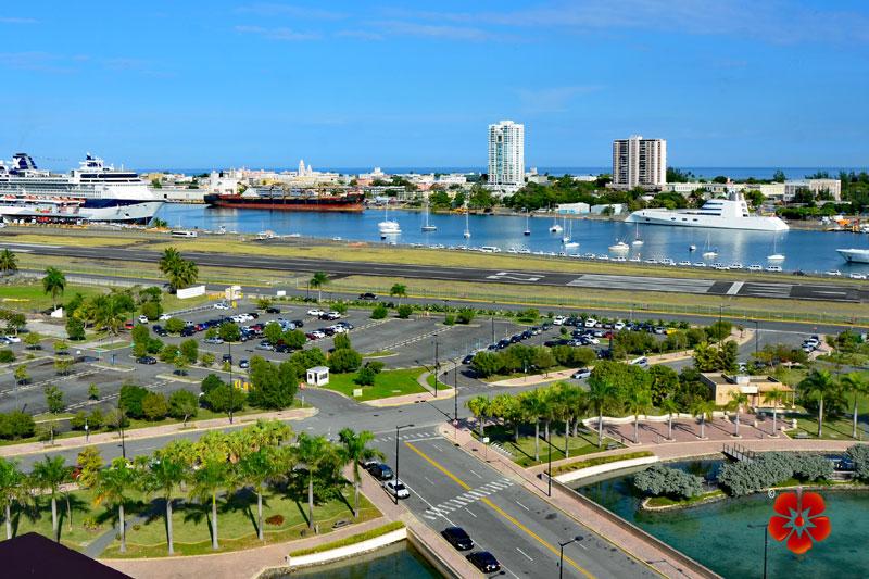 Fernando Luis Ribas Dominicci Airport - Isla Grande - San Juan, Puerto Rico