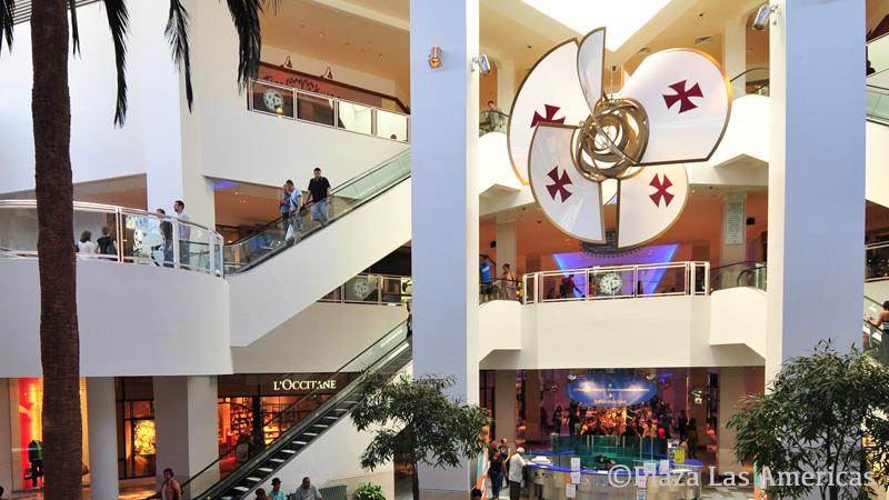 Plaza Las Americas Mall - San Juan, Puerto Rico