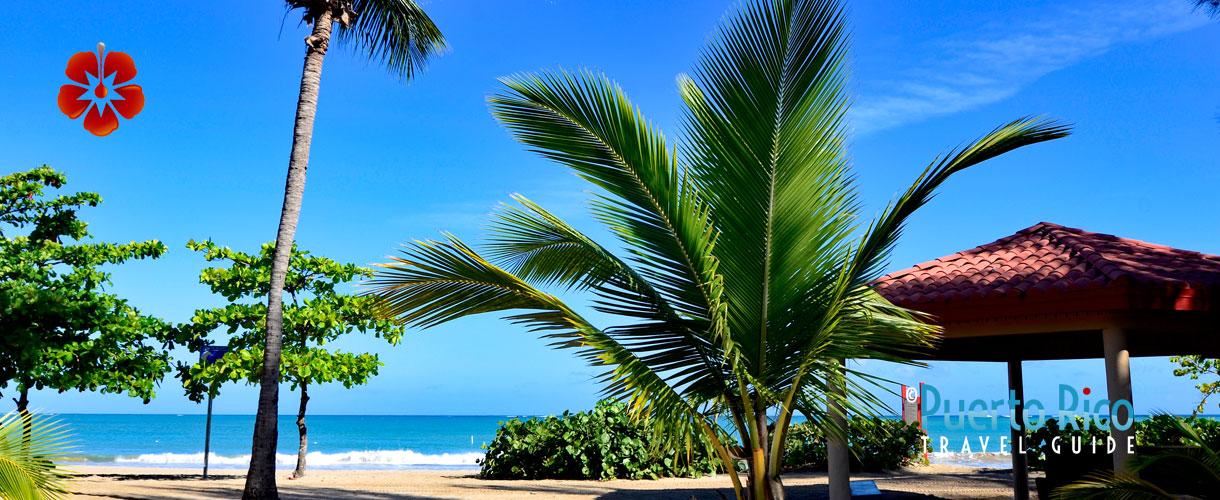 Balneario de Isla Verde / Isla Verde Park - Carolina, Puerto Rico