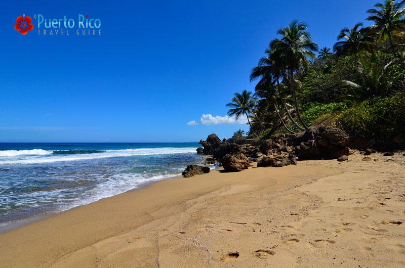 Spanish Wall Beach - Rincon, Puerto Rico