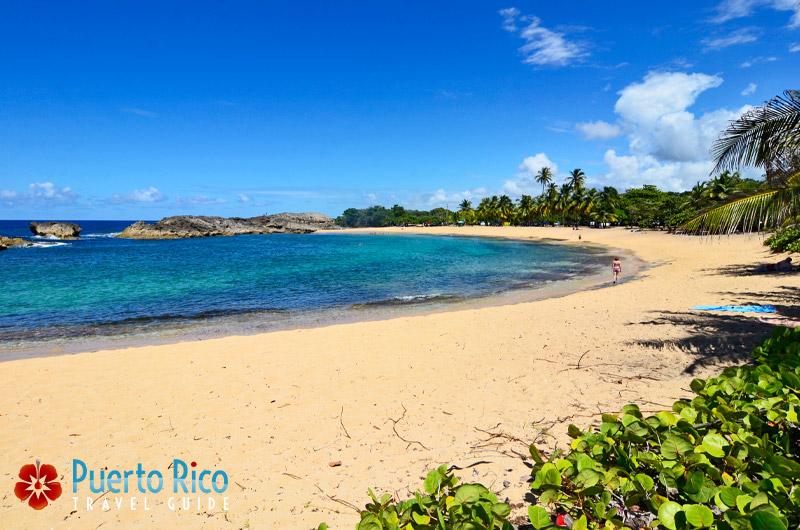 Playa Mar Chiquita Beach - Manati, Puerto Rico