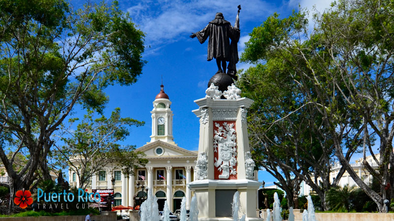 Plaza de Colon - Mayaguez - Best places to visit in West Coast Region of Puerto Rico