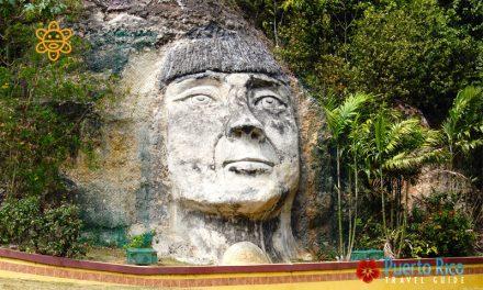 "Monumento al Indio Mabodomaca – ""Cara del Indio"""