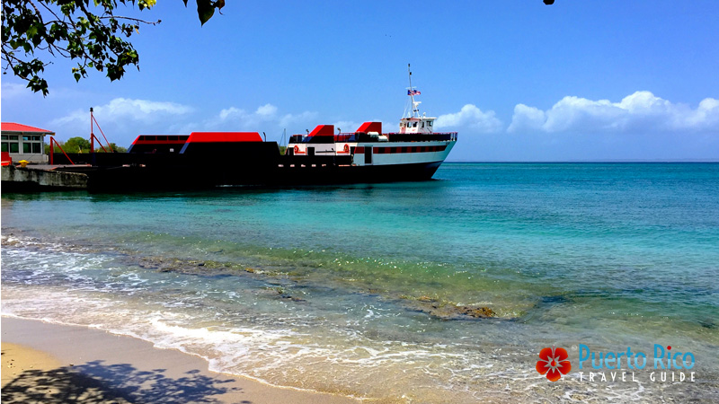 Ceiba Ferry to Culebra Island - Puerto Rico