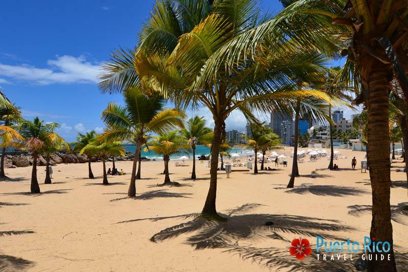 Condado Beach - San Juan, Puerto Rico