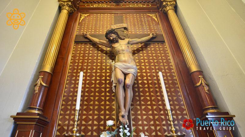 Cristo de Los Machados - Isabela, Puerto Rico