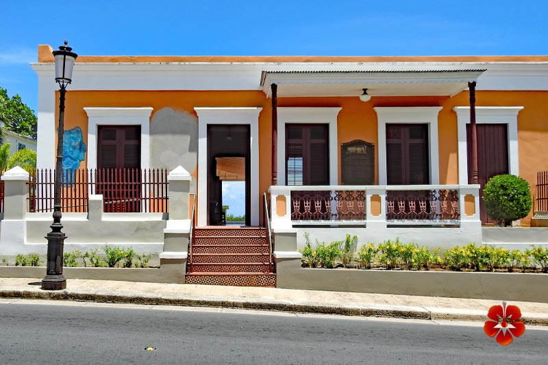 Casa del Rey Monumento Nacional - Dorado, Puerto Rico