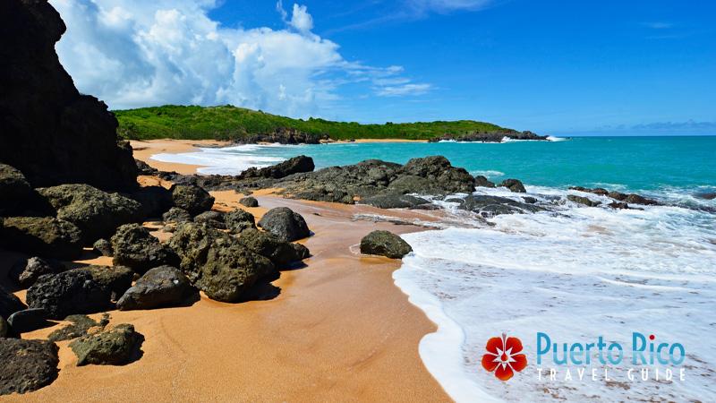 Playa Colora Beach - Fajardo, Puerto Rico Beaches