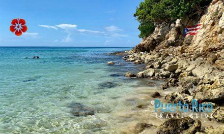 Gas Chambers Beach – Aguadilla, Puerto Rico
