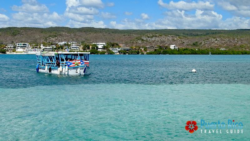 Gillgan's Island Ferry - Guanica, Puerto Rico