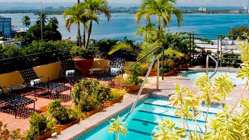 Hotel El Convento - San Juan, Puerto Rico