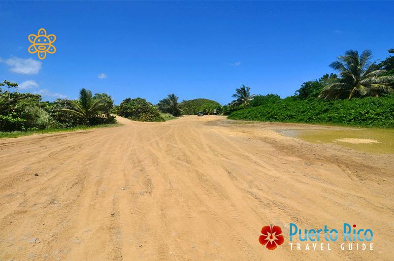 Middles Beach - Isabela, Puerto Rico