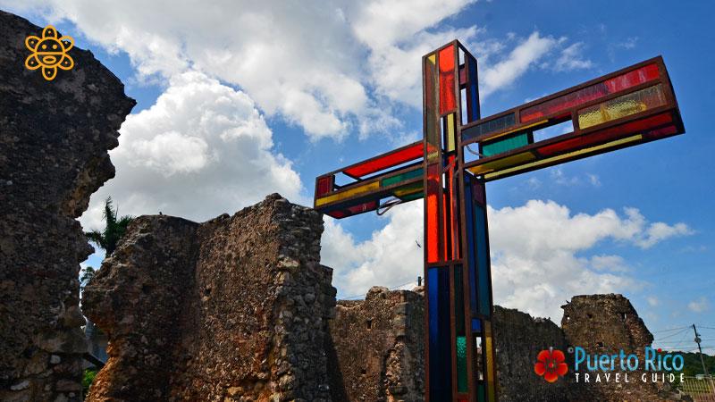 Ruinas Ermita San Antonio - Isabela, Puerto Rico