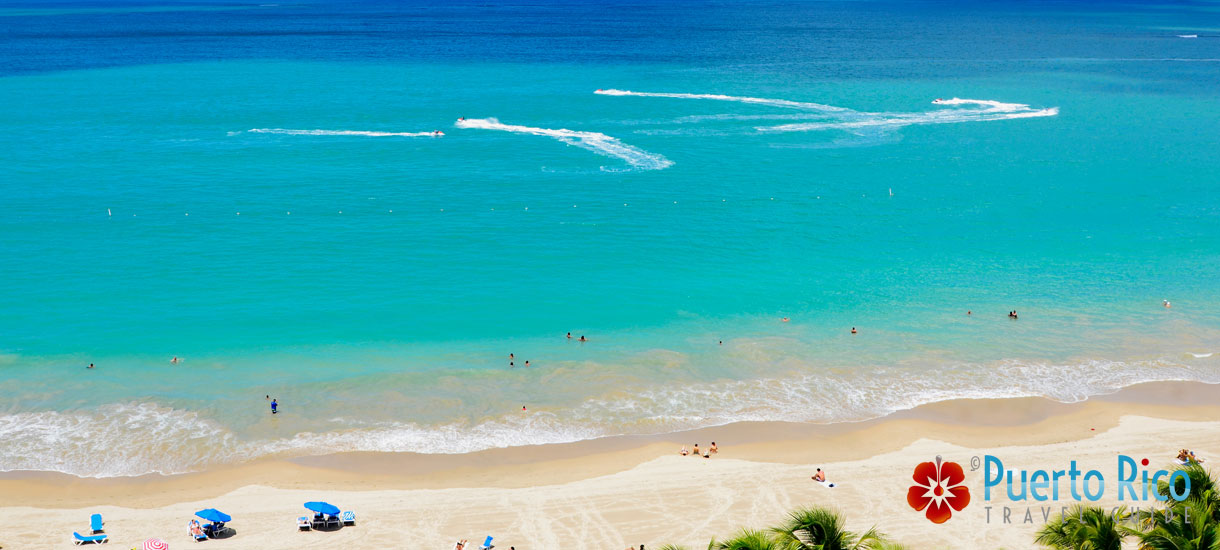 Isla Verde Beach - Isla Verde, Puerto Rico