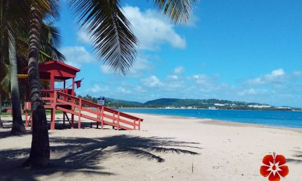 Luquillo Beach / Balneario Monserrate <BR>Luquillo, Puerto Rico <BR><h3> Always included on the Top Tours of the East Coast of Puerto Rico</h3>