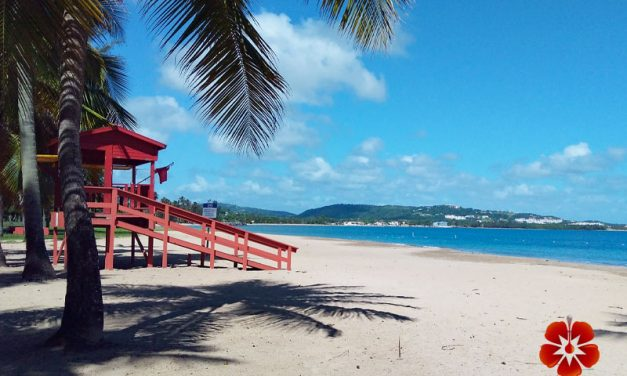 Luquillo Beach / Balneario Monserrate <BR>Luquillo, Puerto Rico