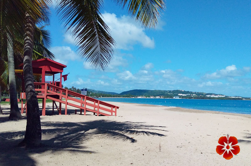 Luquillo Beach - Best places to visit / attractions on the east coast of Puerto Rico