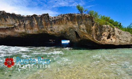 Cueva Las Golondrinas Beach – Manati, Puerto Rico