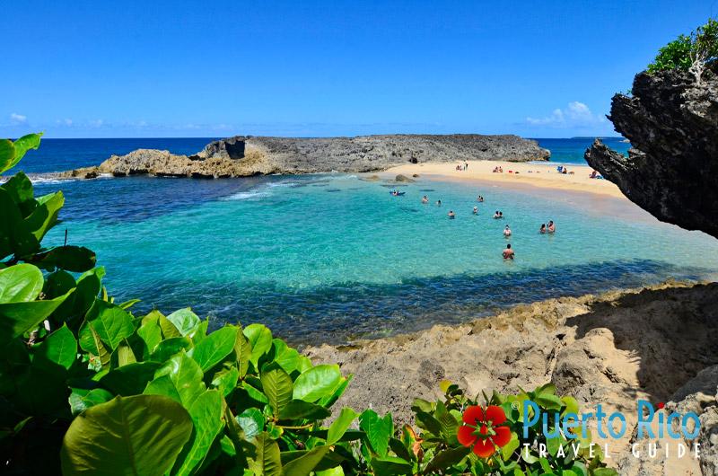 La Poza de las Mujeres Beach - Manati, Puerto Rico