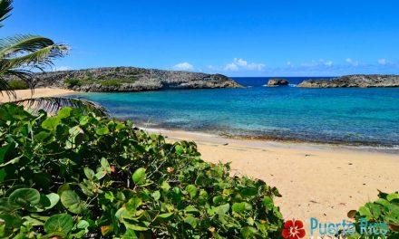 Mar Chiquita Beach – Manati, Puerto Rico