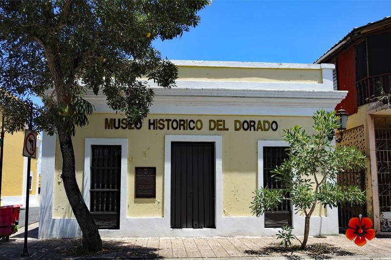Museo Historico del Dorado, Puerto Rico