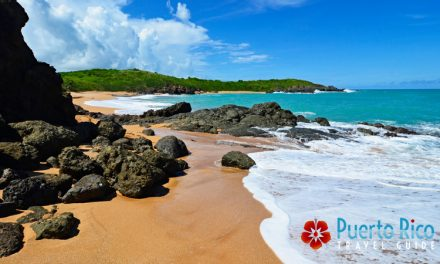 Playa Colora – Beach in Fajardo, Puerto Rico