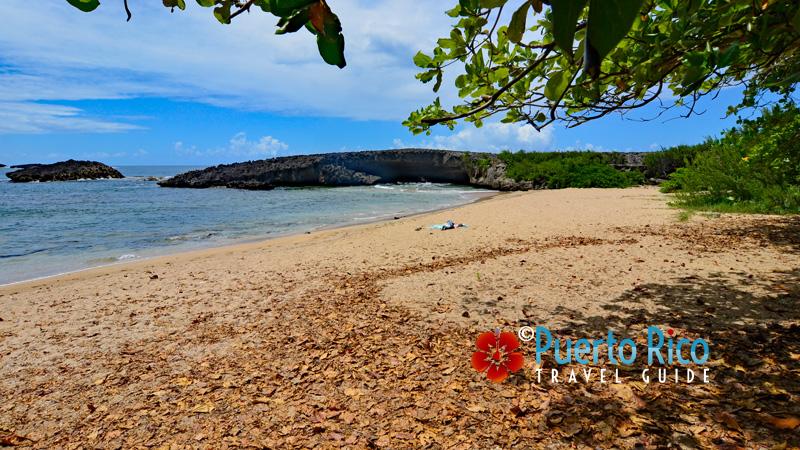 Playa Cueva Las Golondrinas Beach - Best Beaches in Puerto Rico