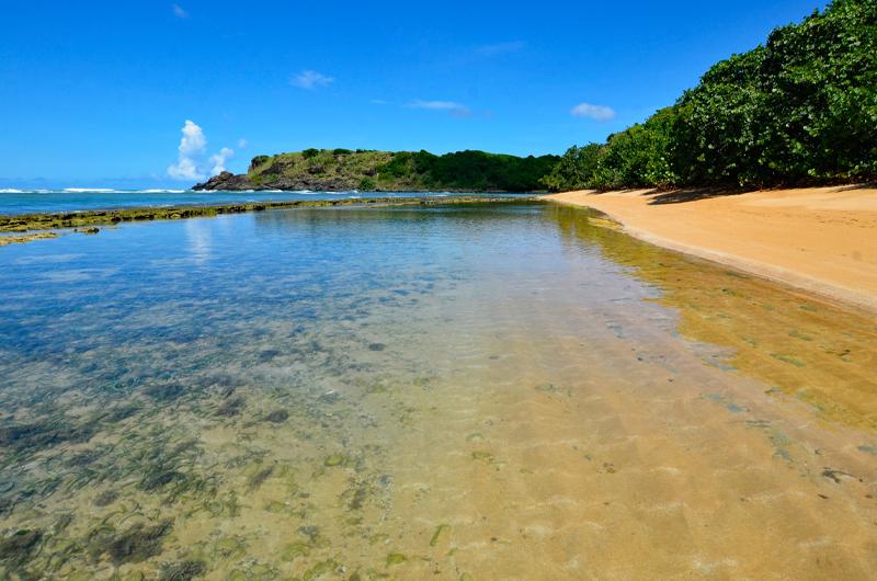 Playa Escondida - Beaches in Fajardo, Puerto Rico