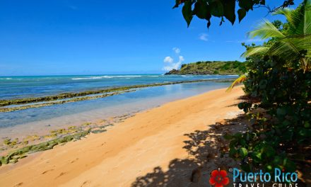 Playa Escondida Beach – Fajardo, Puerto Rico
