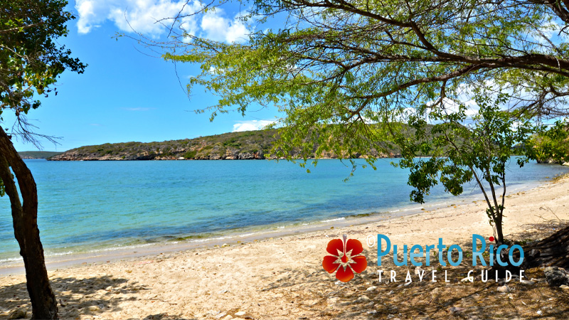 Playa Jaboncillo - Guanica, Puerto Rico