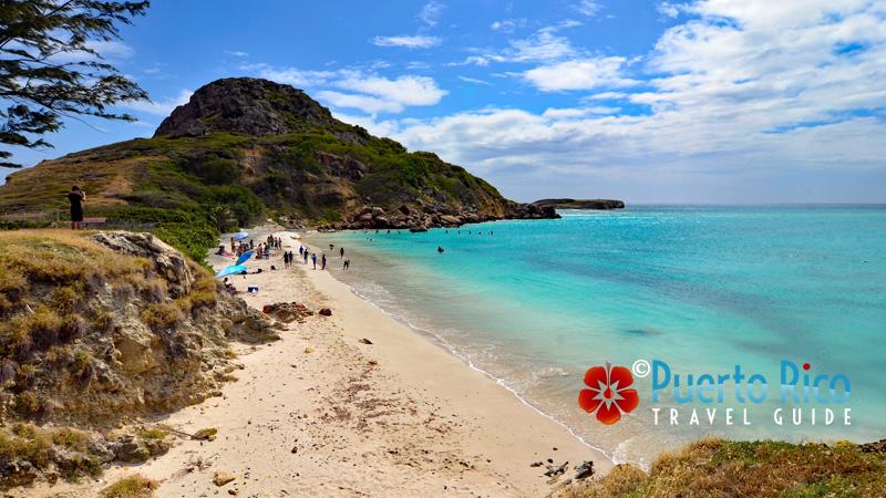 Playa Pelicano Beach - Puerto Rico