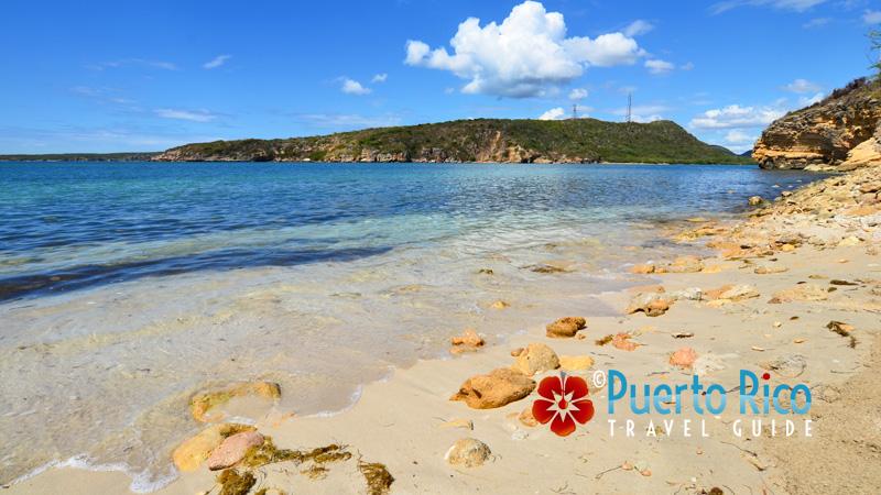 Jaboncillo Beach - Playas / Beaches of Guanica, Puerto Rico