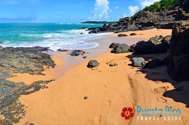 Playa Colora - Playas de Fajardo, Puerto Rico