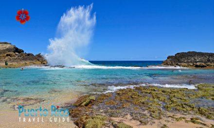 La Playa Poza del Obispo – Arecibo, Puerto Rico