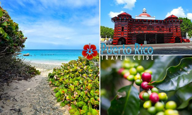 <center>Best Things to Do & Places to Visit <BR>Puerto Rico South Region</center>