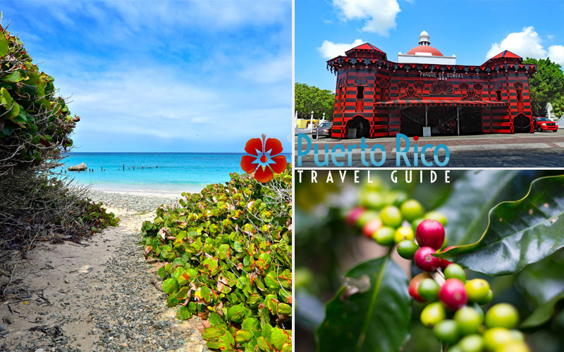 Puerto Rico - Places to Visit - South Region