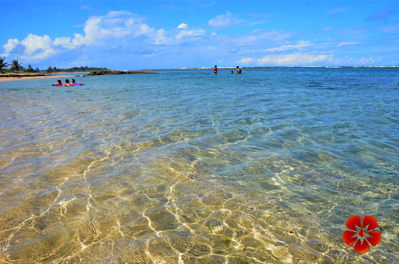La Posita Beach - Loiza - Best attractions on the East Region of Puerto Rico