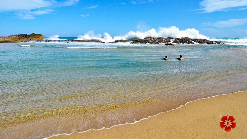 Pozo de Teodoro Beach - Puerto Rico
